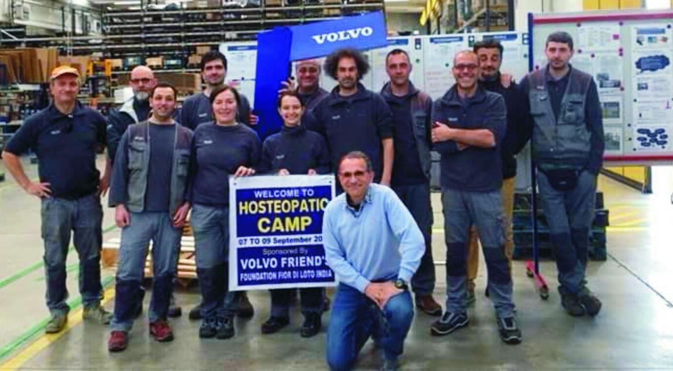 Italia: Volvo Friends Silvia Constantini